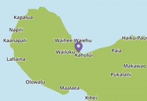 Kahului Lani map