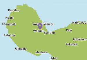 Lokenani Hale map